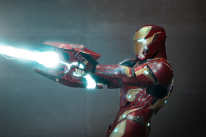 Iron Man New Digital Arts Wallpaper