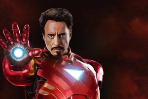 Iron Man New4k