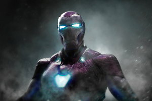 Iron Man Newart4k