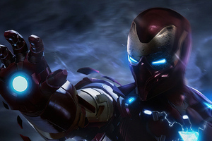 Iron Man Newsuit