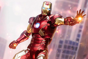 Iron Man No More Mercy 5k Wallpaper