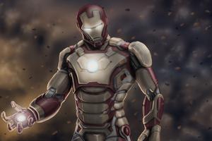 Iron Man Ready