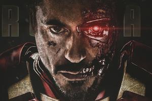 Iron Man Real 4k