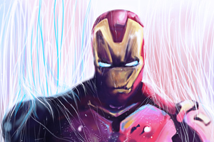 Iron Man Red Suit 4k 2020 Wallpaper