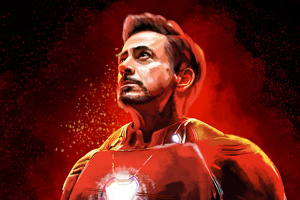 Iron Man Robert Downey Wallpaper