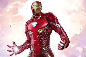 Iron Man Side