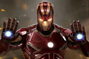 Iron Man Stop Wallpaper