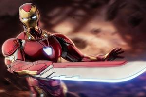 Iron Man Suit Tech