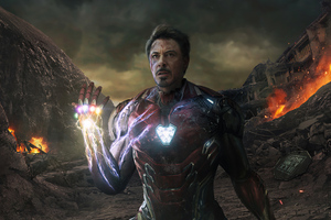 Iron Man The Last One Wallpaper