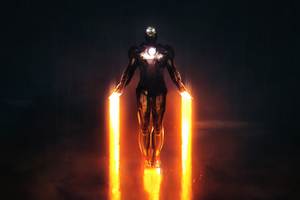 Iron Man The Only One Wallpaper