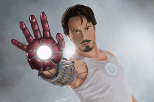 Iron Man Tony