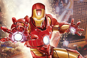 Iron Man Tony Stark 4k 2020 Wallpaper