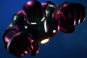Iron Man Truth 4k