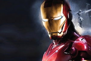 Iron Man Vr 4k