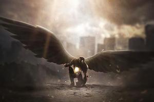 Iron Man Wings