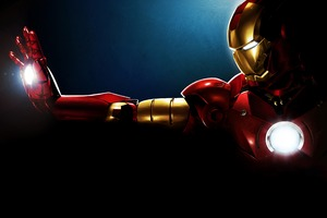 Iron Man4k Art Wallpaper