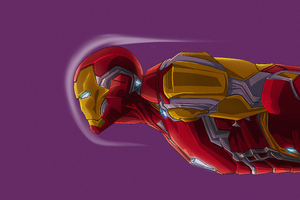 Iron Man4k Artwork Wallpaper