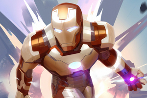Iron Mannew Wallpaper