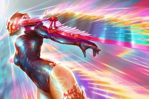 Iron Phoenix 4k