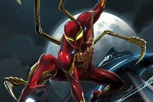 Iron Spider Peter