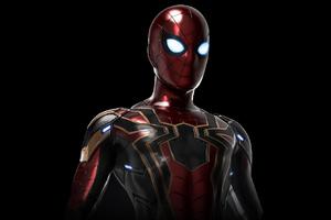 Iron Spider Suit Avengers Infinity War