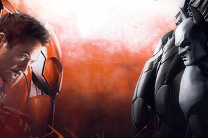 Ironman Vs Batman 5k