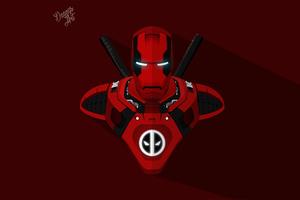 Ironpool Illustration Wallpaper