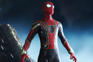 IronSpider Wallpaper
