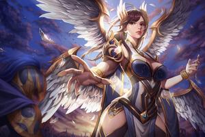 Ishtar Final Fantasy Wallpaper