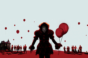 It Chapter Two 2019 Movie 4k Wallpaper
