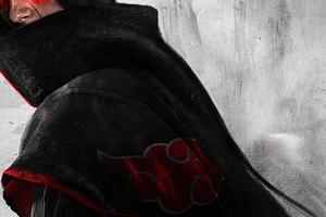 Itachi X Star Wars Wallpaper