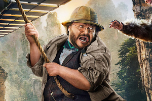 Jack Black In Jumanji The Next Level 2019 Wallpaper