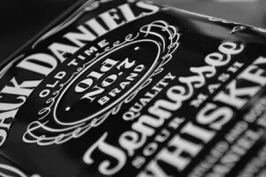 Jack Daniels Whiskey Bottle 3 Wallpaper