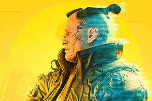 Jackie Welles Cyberpunk 2077