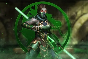 Jade Mortal Kombat 11 4k Wallpaper