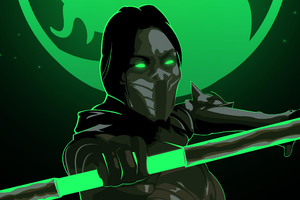 Jade Mortal Kombat Wallpaper