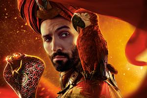 Jafar In Aladdin 2019 5k Wallpaper