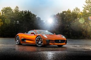 Jaguar C X75 007 Spectre