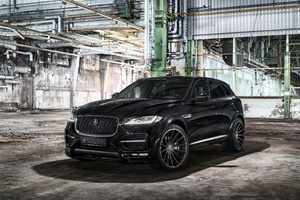 Jaguar F Pace Wallpaper