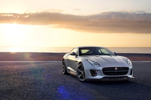 Jaguar F Type 2018 Wallpaper
