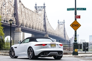 Jaguar F Type 4k