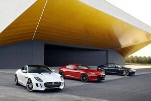 Jaguar F Type R Coupe HD Wallpaper