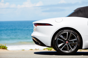 Jaguar F Type R Dynamic Convertible