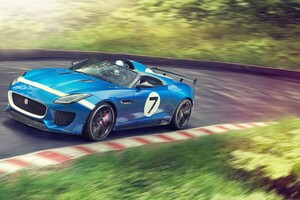Jaguar F Type Sport