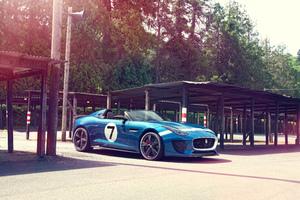 Jaguar Project 7 2020 Wallpaper