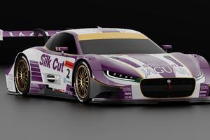 Jaguar Twr Car