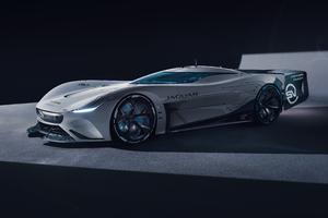 Jaguar Vision Gran Turismo SV 2021 5k Wallpaper