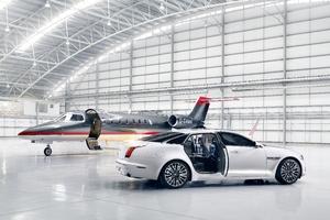Jaguar XJ Ultimate 4k