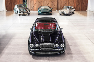 Jaguar XJ6 By Jaguar Land Rover Classic Wallpaper