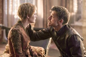 Jaime Lannister And Cersei Lannister Wallpaper